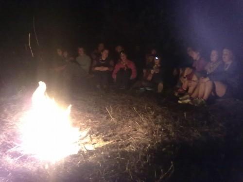 PS 2 ob Mojzesovem ognju in maši